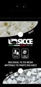 Фильтрующий материал для фильтра Sicce SHARK ADV керамика кольца BIOKER 125 г.