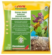 Грунт для растений Sera FLOREDEPOT 2,4 кг (пакет)