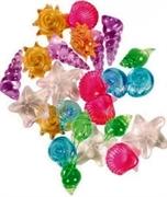 Ракушки разноцветные пластиковые Trixie 24 шт.