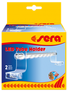 Держатель для светодиодных ламп Sera LED Tube Holder Clear 2 шт.