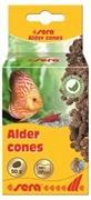 Ольховые шишки для снижения pH-уровня Sera Alder cones