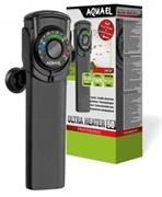 Обогреватель Aquael UH- 50W (для аквариумов 15л-50л) пластиковый с термостатом