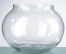Аквариум круглый плоскодонный 13 л.