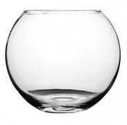 Аквариум круглый плоскодонный 3 л.