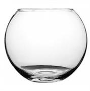 Аквариум круглый плоскодонный 9 л.
