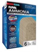Губка пористая AMMONIA REMOVER с ионообменной смолой для фильтров fluval 307/407.