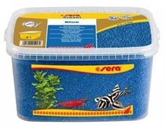 Грунт Sera для аквариума Gravel Blue (Голубой) 2-3 мм. 6 л.