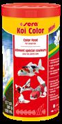 Корм для прудовых рыб Sera Koi Color Mini 1000 мл (390 г)