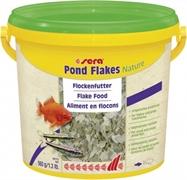 Корм для прудовых рыб Sera POND FLAKES 3,8 л (600 г) ведро