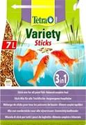 Корм для прудовых рыб Tetra Pond VARIETY STICKS /смесь из трёх видов кормов/ 7 л. (1020 г.)