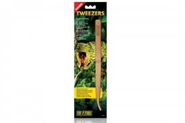 Щипцы для кормления из бамбука Exo Terra Bamboo Feeding Tweezers 1.7x1.7x29 см.