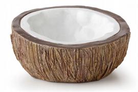 Поилка кокос Exo Terra Coconut Water dish 12х14х6 см.