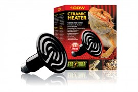 Тепловой керамический излучатель Exo Terra Ceramic Heater 100 Вт (d=8,5 см)