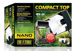 Cветильник Exo Terra Compact Top для террариумов Арт: РТ2599, PT2601 (20x9x15 см)