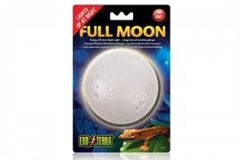 Светильник Exo Terra Moonlight /Полнолуние/ работает от розетки 10x2.3 см.