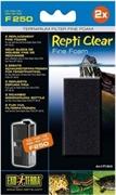 Фильтрующий материал для фильтра Exo Terra REPTI CLEAR F250 и 350 /губка тонкой очистки/
