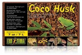Кокосовая крошка Exo Terra Coco Husk Brick 7 л.