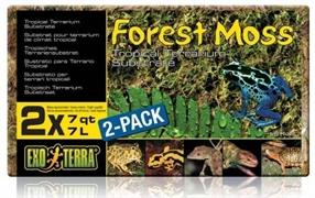 Мох натуральный для террариумов Exo Terra Forest Moss.