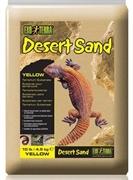 Песок для террариумов Exo Terra Desert Sand (желтый) 4,5 кг.