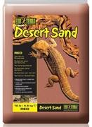 Песок для террариумов Exo Terra Desert Sand (красный) 4,5 кг