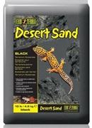 Песок для террариумов Exo Terra Desert Sand (черный) 4,5 кг