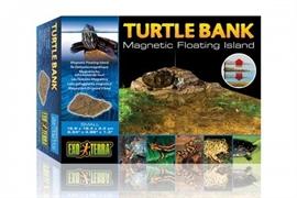 Черепаший берег Exo Terra Turtle Island Magnetic (16.1x11x2 см)