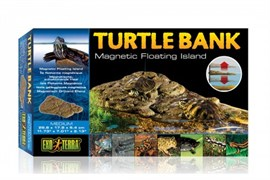 Черепаший берег Exo Terra Turtle Island Magnetic (29.8x17.8x5.4 см)