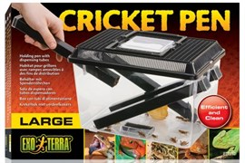 Контейнер для живого корма Exo Terra Cricket Pen Large (30x20,5x19.5 см)