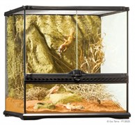 Террариум Exo Terra из силикатного стекла, 45х45х45 см.