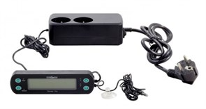 Repti Zoo Терморегулятор 10THC электронный с таймером, 150*75*48 мм.