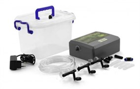 Устройство капельного полива Repti Zoo 01TR электрическое, 200*160*80 мм.