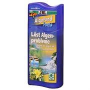 JBL AlgoPond Forte - Препарат против водорослей в садовых прудах, 250 мл, на 5000 л