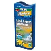 JBL AlgoPond Forte - Препарат против водорослей в садовых прудах, 500 мл, на 10000 л