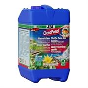JBL CleroPond - Препарат против помутнения прудовой воды, 2,5 л, на 50000 л