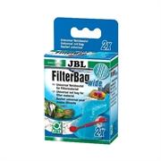 JBL FilterBag wide - Cетчатый мешок с крупной сеткой д/фильтрующих материалов, 2 шт