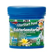 JBL FilterStart Pond - Стартовые бактерии для прудового фильтра, 250 г, на 10000 л