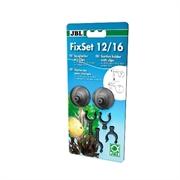 JBL FixSet 12/16 - Присоски д/крепления трубок и шлангов внеш фильтра CP e40x/70x/90x