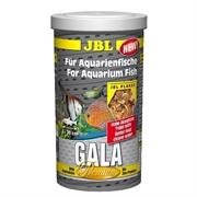 JBL Gala - Осн. корм премиум для пресноводных аквариумных рыб, хлопья, 1 л (160 г)