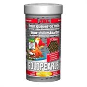 JBL GoldPearls - Осн. корм премиум-класса для золотых рыбок, гранулы, 250 мл (145 г)