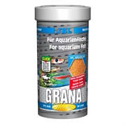 JBL Grana - Осн. корм премиум для небольших пресн. акв. рыб, гранулы, 250 мл (108 г)