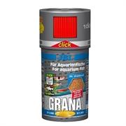 JBL Grana CLICK - Осн. корм премиум для небольших акв. рыб, гранулы, 100 мл (43 г)