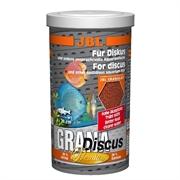 JBL GranaDiscus - Основной корм премиум-класса для дискусов, гранулы, 1 л (440 г)