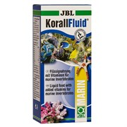 JBL KorallFluid - Жидкий корм д/кораллов, труб. червей и моллюсков в мор.акв., 100 мл