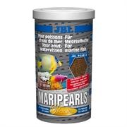 JBL MariPearls - Корм премиум для морских аквариумных рыб, гранулы, 1 л (520 г)