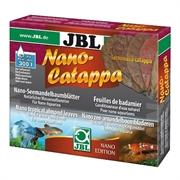 JBL Nano-Catappa - Листья тропического миндального дерева для пресн.нано-акв., 10 шт.