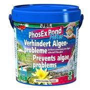 JBL PhosEx Pond Filter - Фильтр. мат. д/устр. фосфатов из пруд. воды, 1 кг на 10000 л