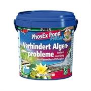 JBL PhosEx Pond Filter - Фильтр. мат. д/устр. фосфатов из пруд. воды, 500 г на 5000 л