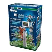 JBL ProFlora m503 - СО2-система с многораз балл 500 г и pH-контроллером д/акв 100-600 л