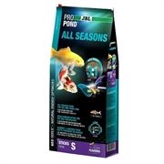 JBL ProPond All Seasons S - Осн всесез корм д/кои 15-35 см, плав палоч 8 мм, 5,8 кг/32л
