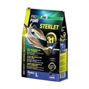 JBL ProPond Sterlet L - Осн корм д/осетровых 60-90 см, тонущие гранулы 9 мм, 3,0 кг/6 л